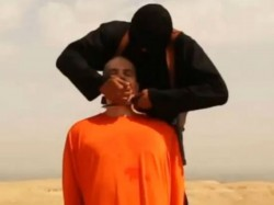 Islamic State Issues Video Of Beheading Of Us Journalist Steven Sotloff