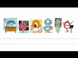 Google Presents Its Unique Doodle On Teachers Day