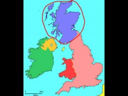 Will Scotland Secede From Uk World Waiting For Tomorrows Referendum
