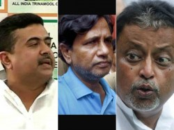 Before Leaving Kolkata Sudipto Sen Had Meeting With Mukul Roy Shubhendu Adhikari