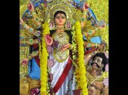 Unique 3d Durga Puja In Kolkata Pandal