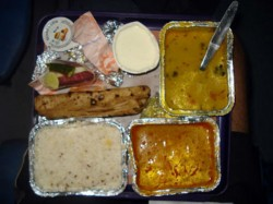 Rail Served Non Veg Meal To Vegetarian Passenger Faced Wrath