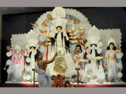 The Pancha Formulae Of Durga Puja