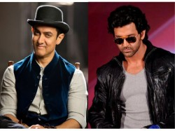 To Compleate The Bang Bang Challent Aamir Khan Put His Transistor Down