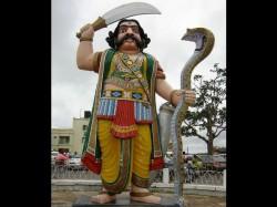 Mahishasura The Colourful Life Of An Ambitious King