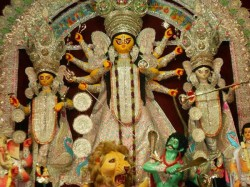 Hindus Of Bangladesh Also Celebrate Durga Puja With Enthusiasm