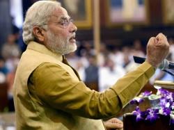 If Everyone Takes One Step Forward India Will Take 125 Crores Steps Forward Modi