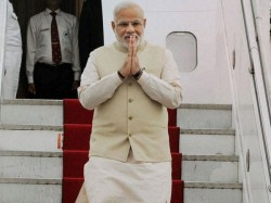 Defused Grenade Found On Prime Minister Narendra Modis Standby Air India Aircraft