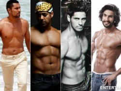 Hottest Bachelors Bollywood