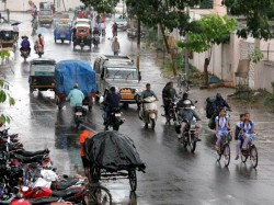 Hudhud Loses Intensity Wind Speeds Down Imd