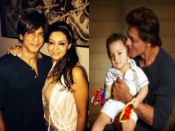 Shahrukh Khans Son Abram To Debut In Happy New Year