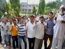 Updates Maharashtra Haryana Assembly Elections Oct 15 Shiv Sena Bjp Cong Inld Mns