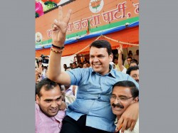 Devendra Fadnavis 44 Is One Of Bjp S Top Picks For Maharashtra Chief Minister