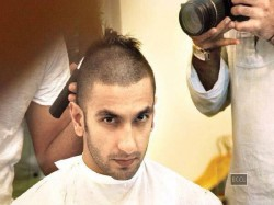 Ranveer Singh Gets Bald For Bajirao Mastan