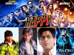 Report Shah Rukh Khan S Diwali Connection Happy New Year Is His 11th Diwali Release