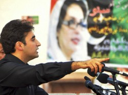 Protesters Hurled Abuses At Bilawal Bhutto Regarding Kashmir Issue