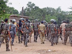 Police Did Not Allow Bjp To Distribute Relief Material In Makra Sent Them Back