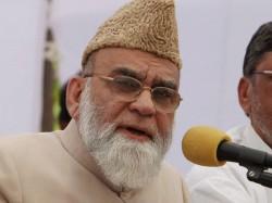 Who Said You Represent Us Angry Muslims Ask Shahi Imam After He Snubs Modi