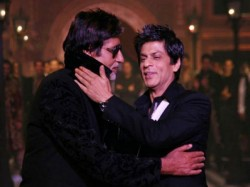 Big B Apologises To Shahrukh Khan For Remark On Happy New Year