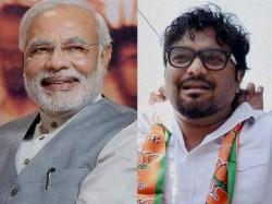 Be Ready Pm Narendra Modi To Babul Supriyo Before Cabinet Rejig Report