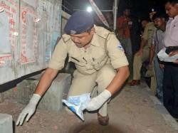 Wasnt An Explosion Firecracker That Exploded Outside Crpf Premises In Kolkata