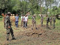 Clash Bombing In Parui Tmc Bjp Blamed Each Other