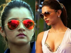 Tennis Star Sania Mirza Wants Deepika Padukone To Play Her In Future Biopic