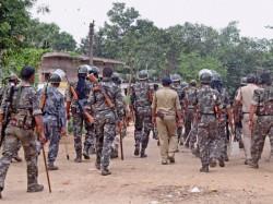 After Makda Shirshita Clash Bombing In Parui S Dubshanka Villege