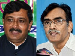 The Whole Tmc Party Will Go To Jail Reacts Rahul Sinha After Arrest Of Srinjoy Bose