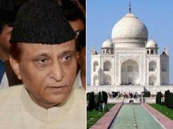Taj Mahal Should Be Handed Over To Wakf Board Azam