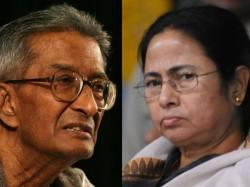 This Is A Regime Of Goons Ashok Mitra Lambasts Mamata Banerjee