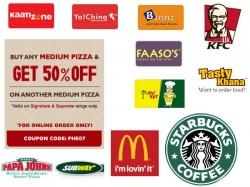 Top Ten Deals On Food And Restaurants This Week