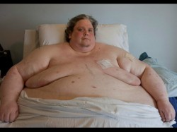 Worlds Fattest Man Keith Martin Died At
