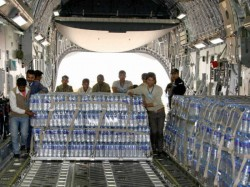 No Drinking Water In Maldives India Sends Relief By Planes Warships