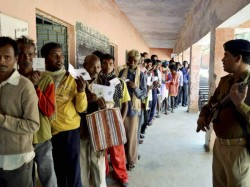 Third Phase Of Polling In Kashmir And Jharkhand