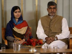 Kailash And Malala Formally Get Nobel Peace Prize