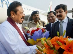 Lankan President Visits Tirupati Offers Prayer To God