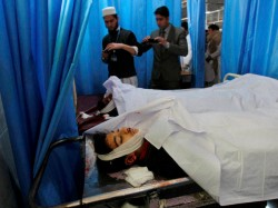 Peshawar Army School Siege Ends After 7 Hour Gunbattle Over 130 Killed