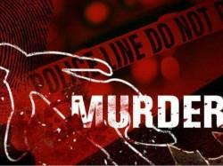 Man Beheads Wife Surrenders With Severed Head Jamshedpur