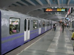 Special Commandos To Take Care Of Kolkata Metro From Dec