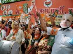 Bjp To Sweep In Jharkhand Jk Also Witnessing Saffron Wave
