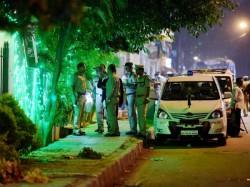 Bangalore Blast One Killed One Injured At Church Street
