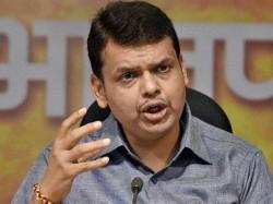 Maharashtra Chief Minister Takes Mumbai Local During Peak Hour