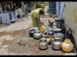 No Water Supply In South Kolkata On January