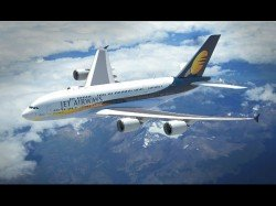 Jet Airways Plane Hits Bird Passengers Escape Unhurt