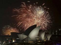 New Year Celebration Across The Globe