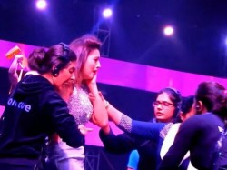 Gauhar Khan Slap Accused Claims Was Paid To Slap Her