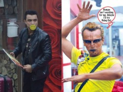 Ajaz Khan Disqualified Imam Siddique Replace Him Bigg Boss 8 Halla Bol