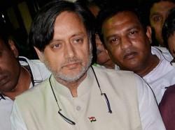 Sunanda Pushkar Death Case Shashi Tharoor Meats Ahmad Patel