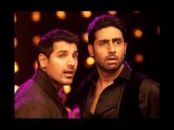 Dostana Boys Are Back Again John Abraham Abhishek Bachchan